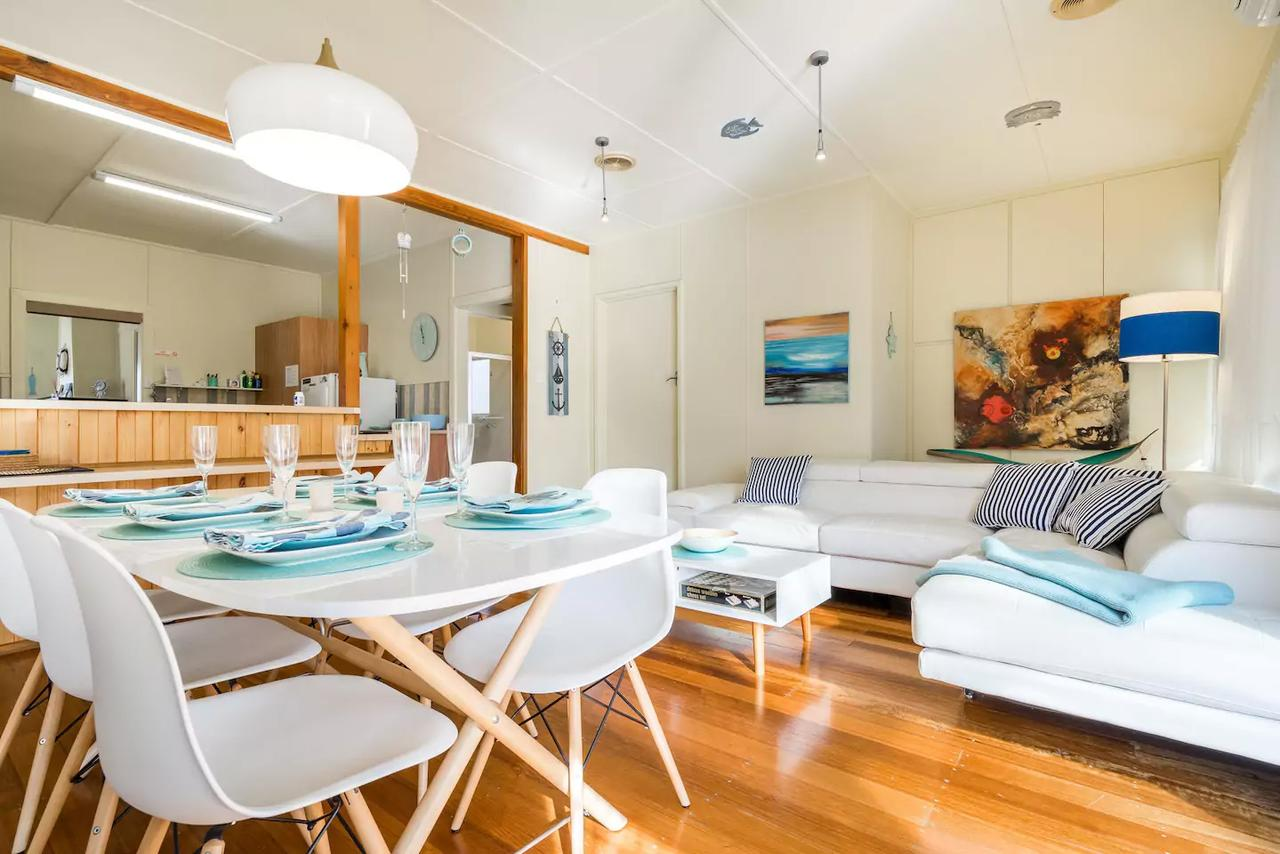 Nautique Beach House - Accommodation VIC