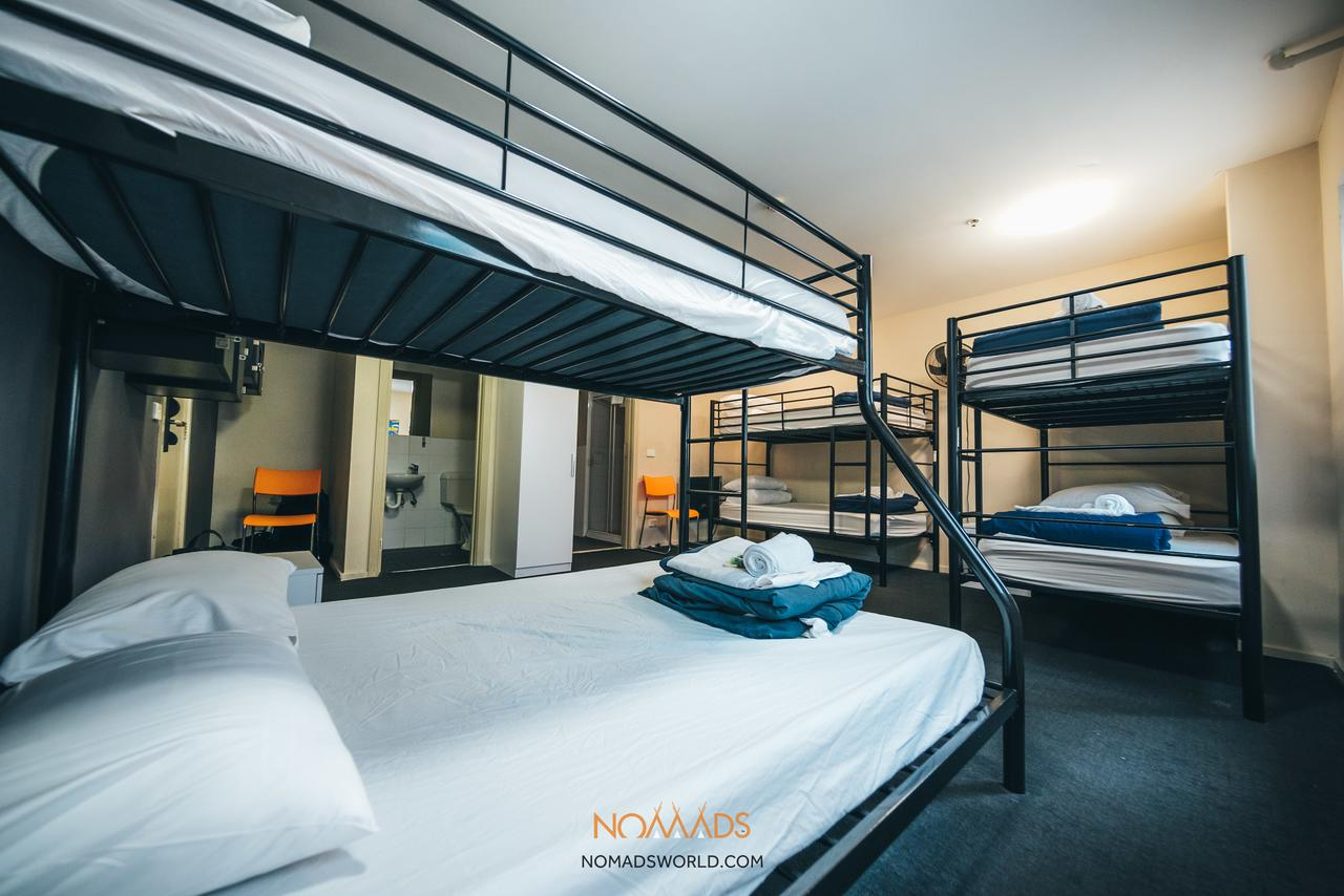 Nomads Melbourne Backpackers - Accommodation VIC