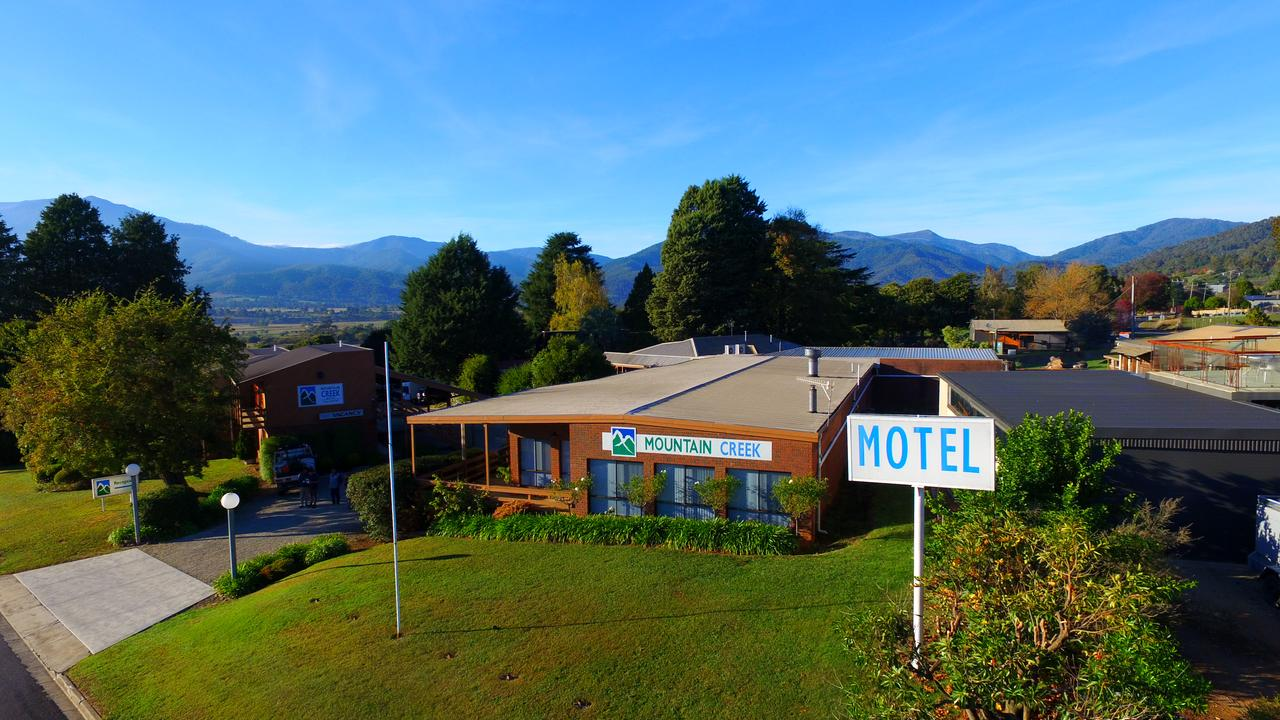 Mountain Creek Motel - Accommodation VIC