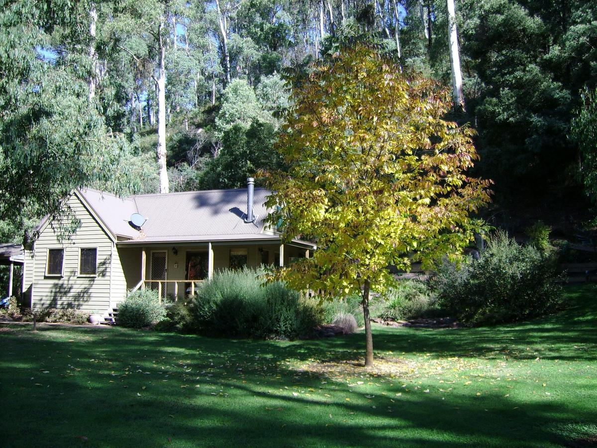 shady brook cottages - Accommodation VIC