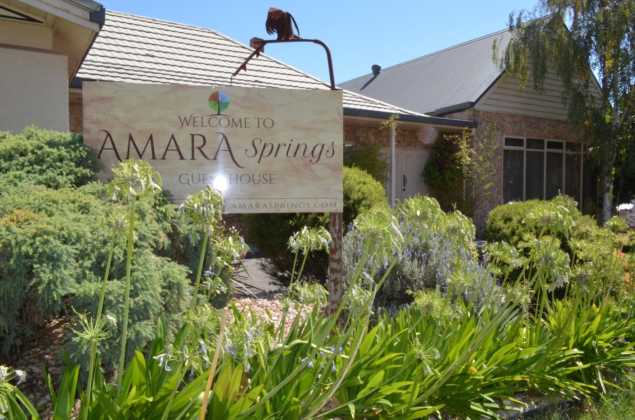 Amara Springs Guest House - Accommodation VIC