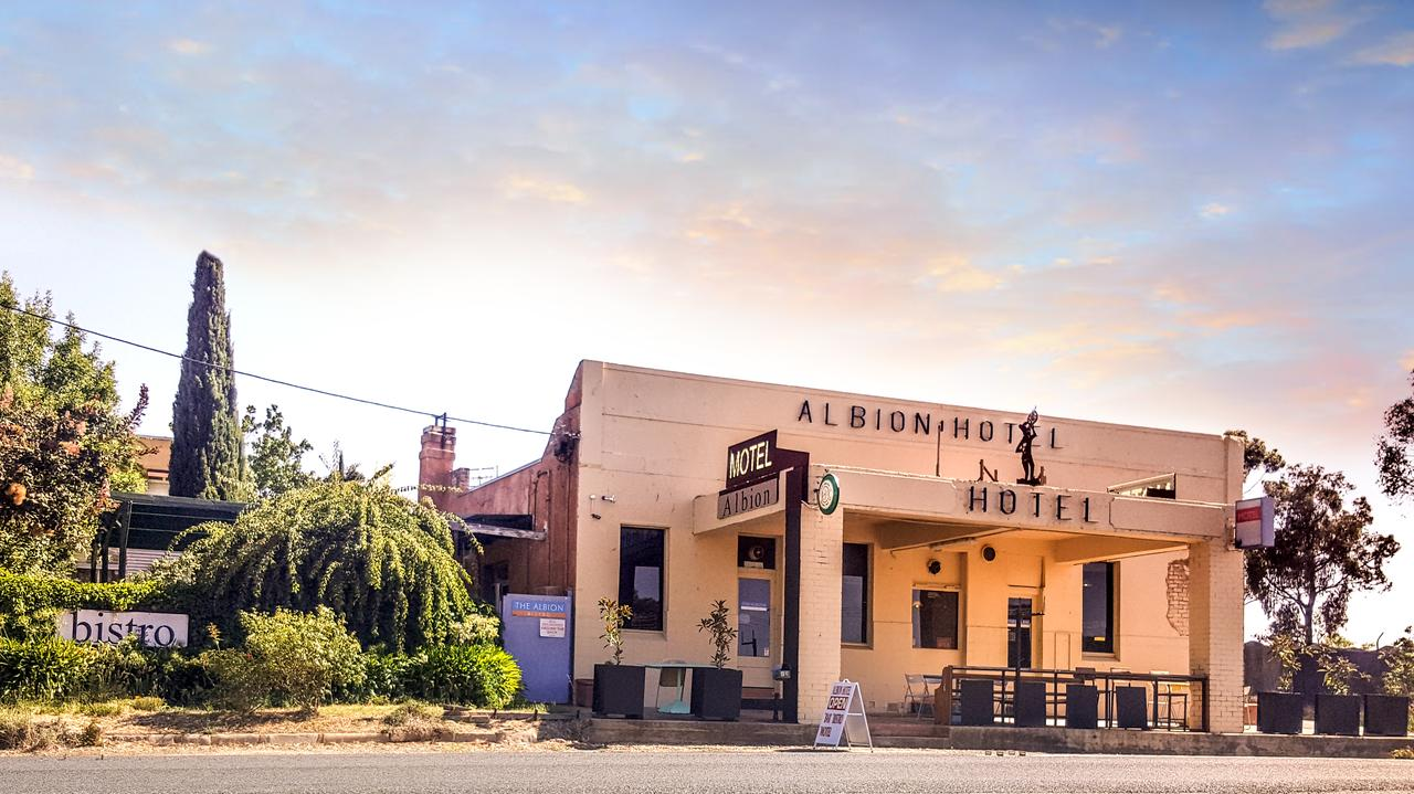 Albion Hotel and Motel Castlemaine - Accommodation VIC