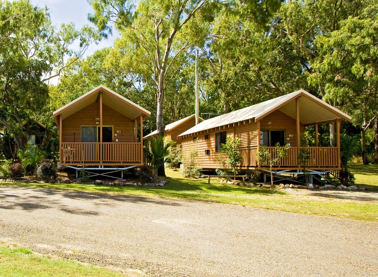 Captain Cook Holiday Village 1770 - Accommodation VIC