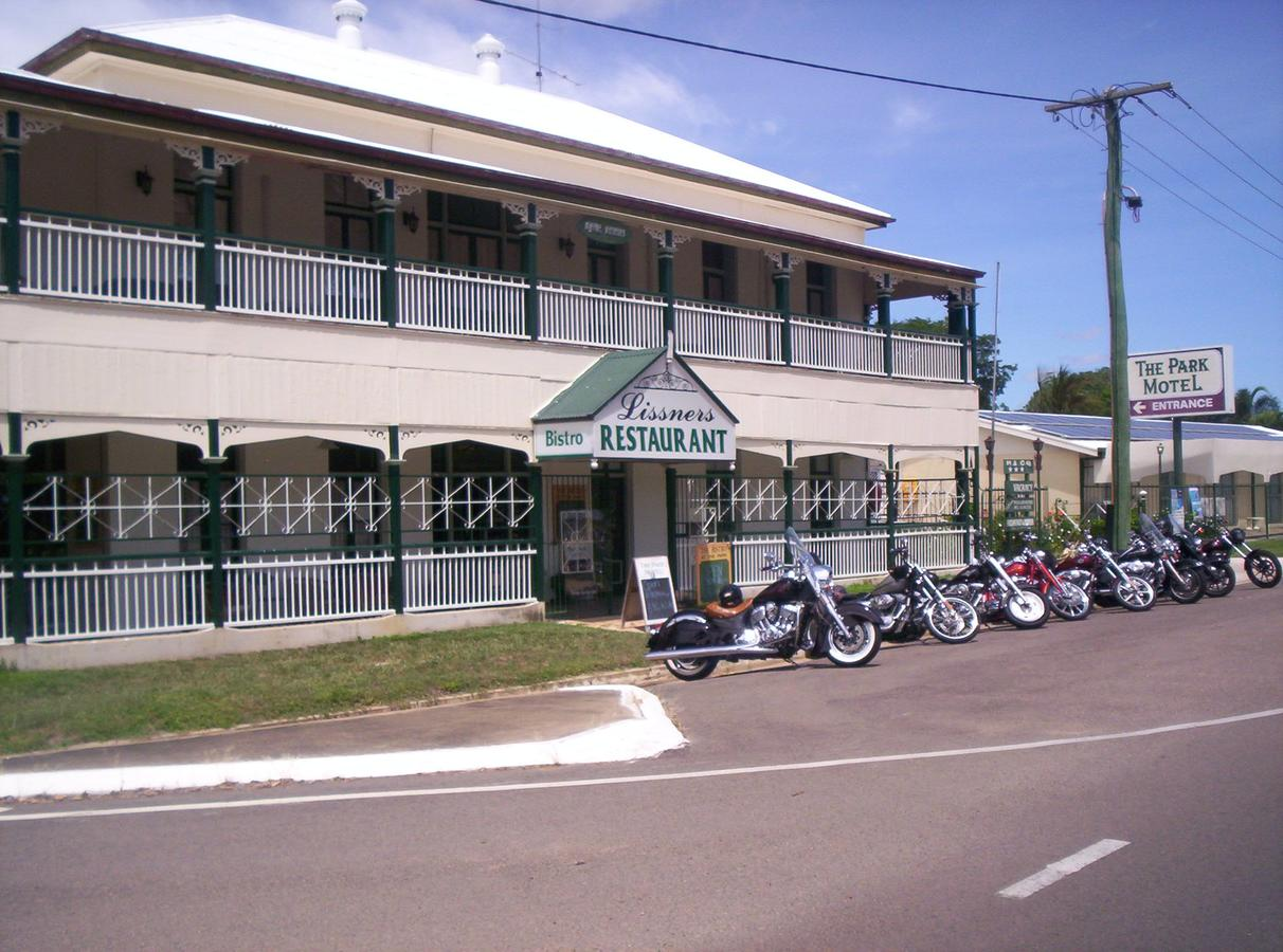 The Park Motel - Accommodation VIC