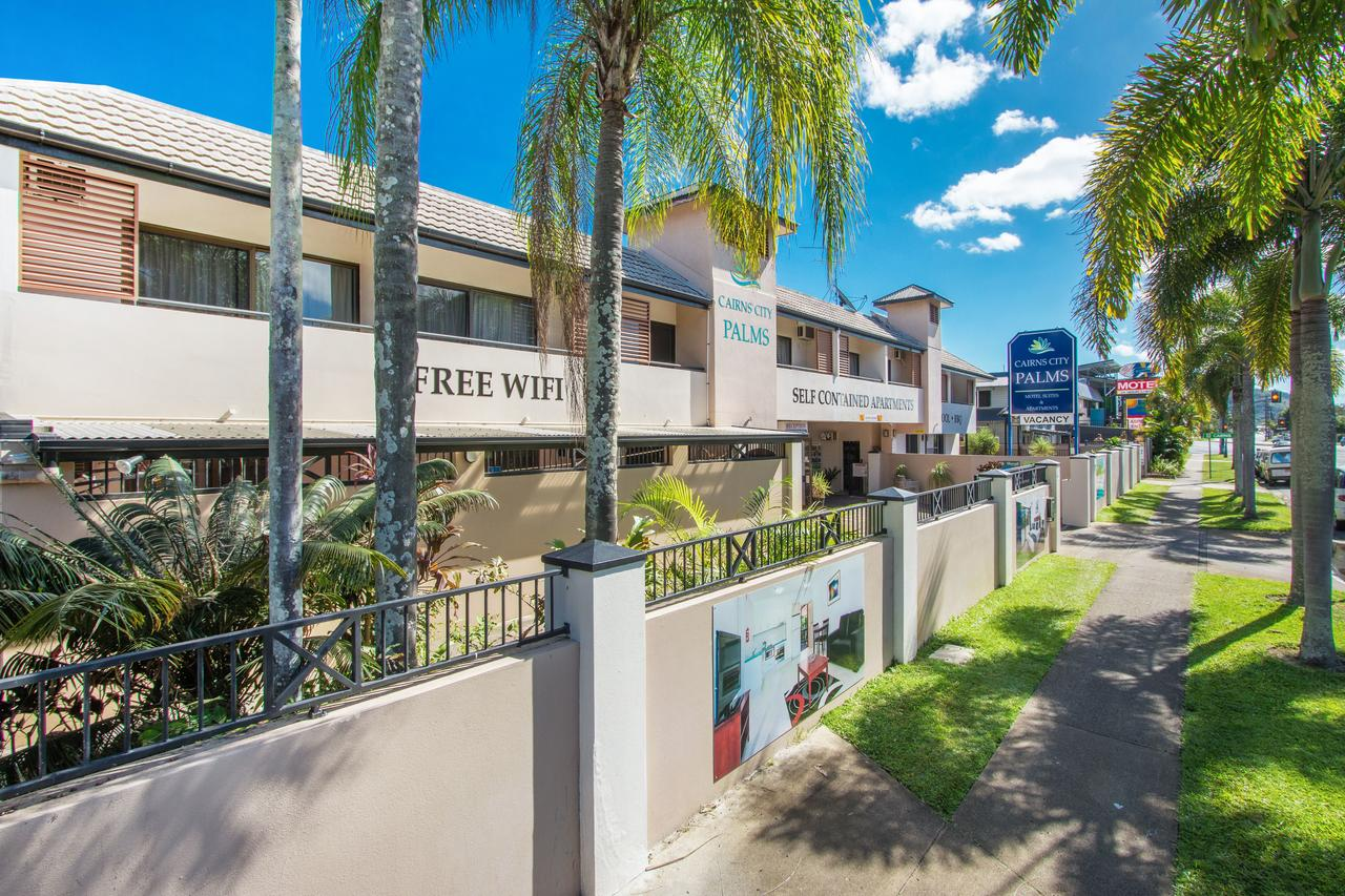 Cairns City Palms - Accommodation VIC