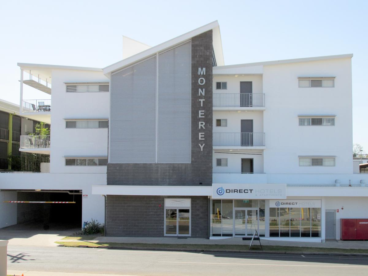 Direct Hotels - Monterey Moranbah - Accommodation VIC