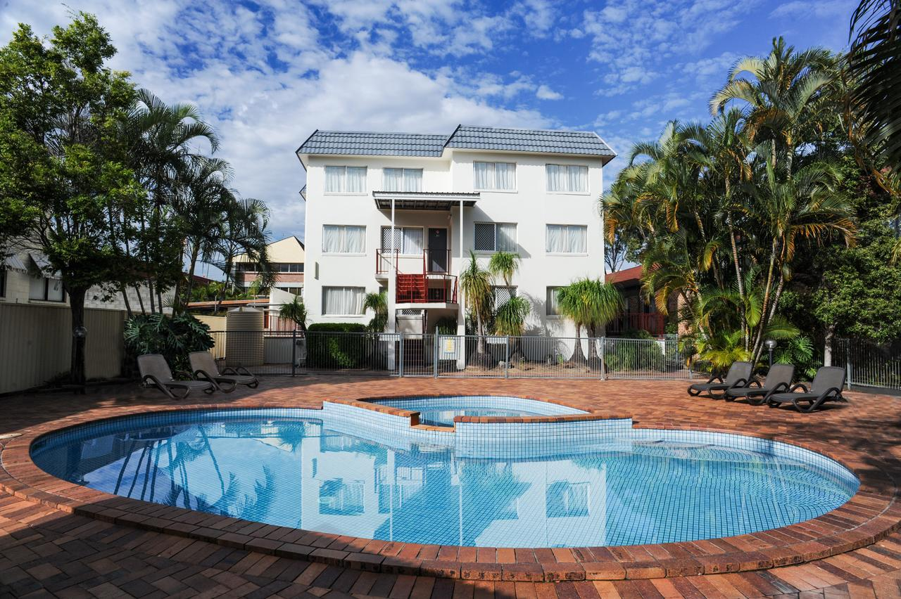 Earls Court Motel  Apartments - Accommodation VIC