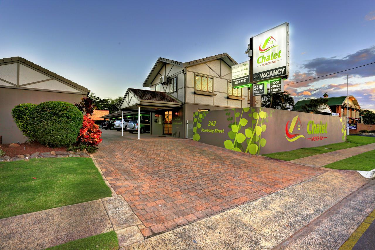 Chalet Motor Inn - Accommodation VIC