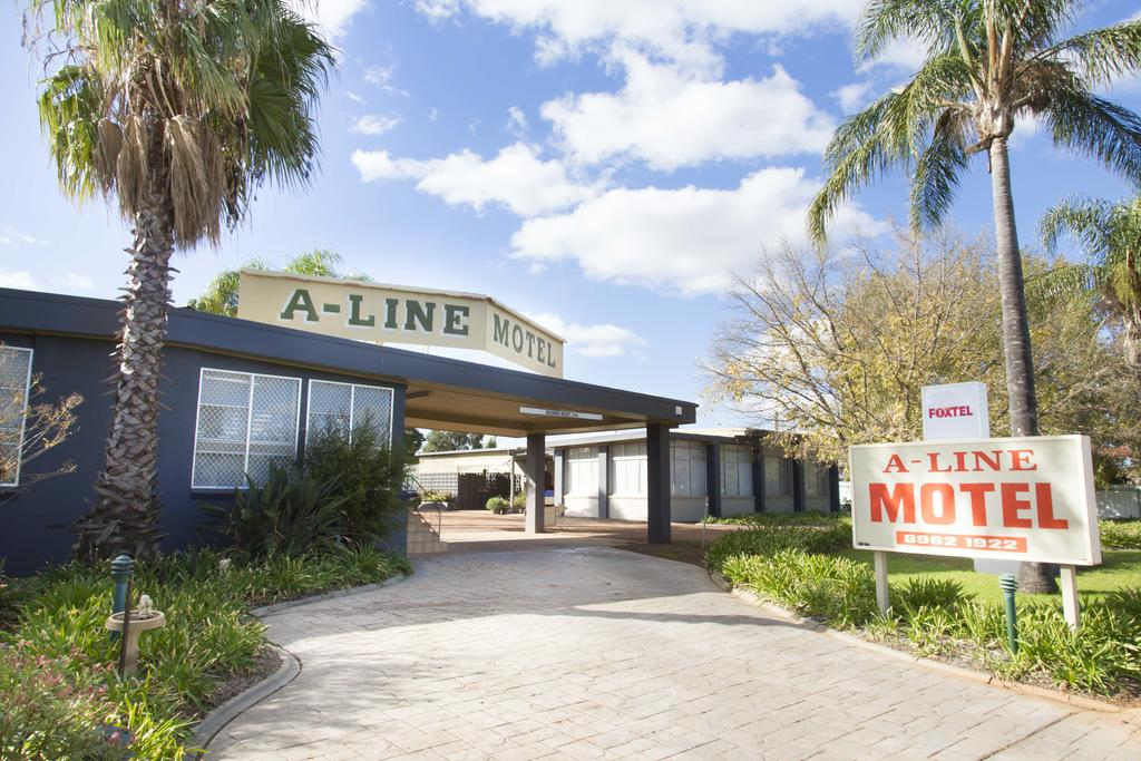 A Line Motel - Accommodation VIC