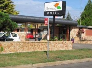 Avenue Motel - Accommodation VIC
