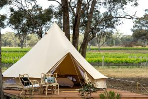 Balgownie Estate Winery Retreat  Restaurant - Accommodation VIC