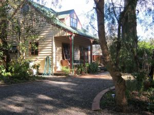 Ballarat cottages incorporating yarrowee cottage and Admirals cottage - Accommodation VIC