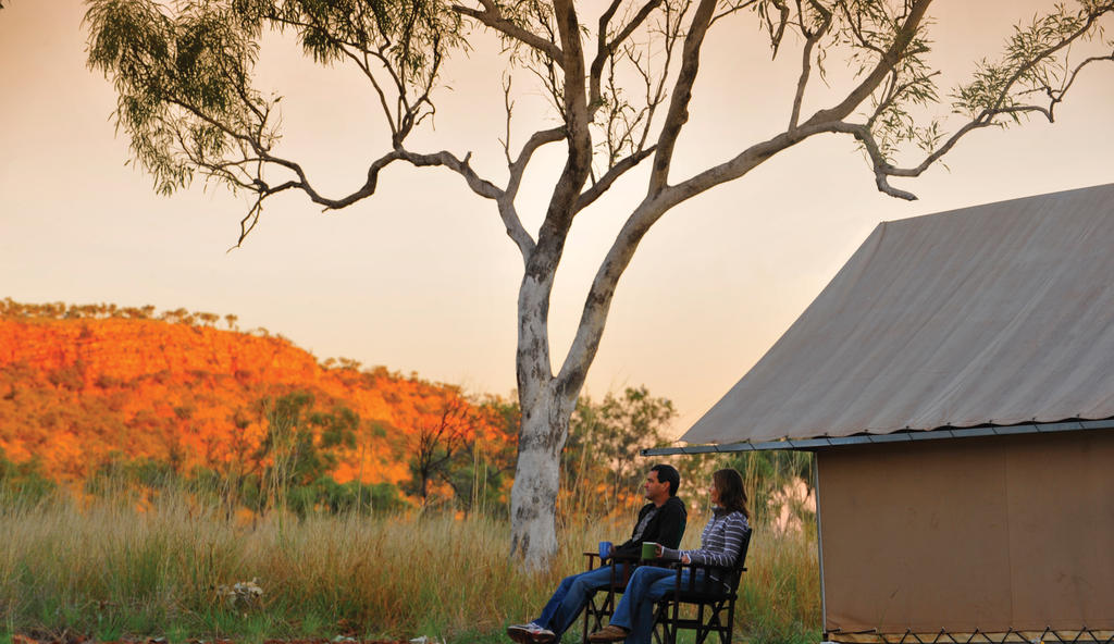 Bell Gorge Wilderness Lodge - Accommodation VIC